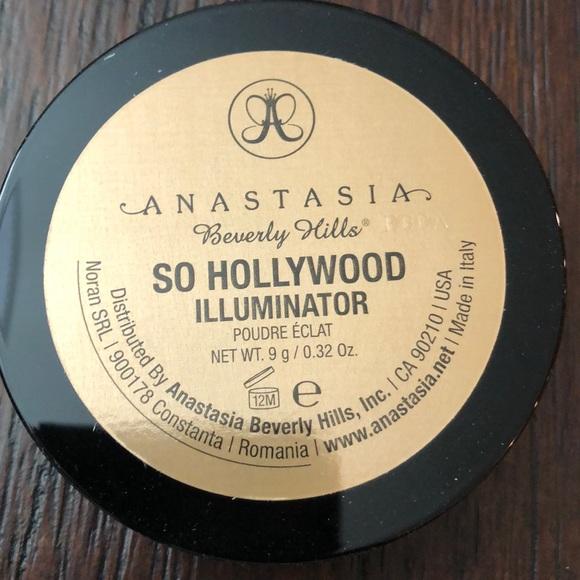 Anastasia Beverly Hills Other - Anastasia Beverly Hills So Hollywood highlighter